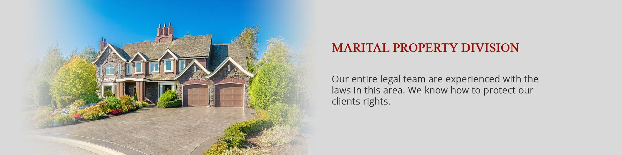 Marital Property Lawyers in Dallas
